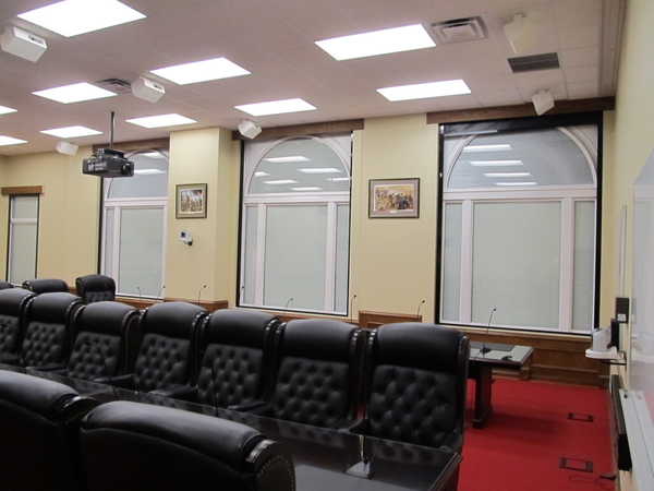 Thermolite Window Systems Ft. Sill Project