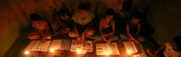 blackout in India