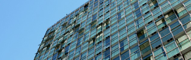 Commercial building window replacements
