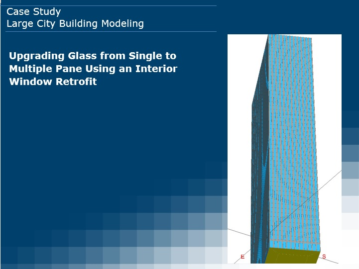 Visual Building Model
